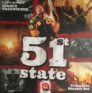 51st State Master Set – Portal Games – 2016