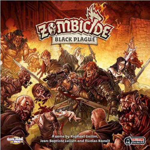 Zombicide: Black Plague – Cool Mini or not – 2015