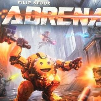 Adrenalin – Czech Games Edition – 2016