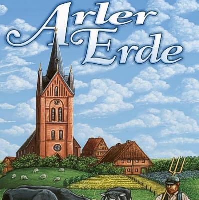 Arler Erde – Feuerland Spiele – 2014