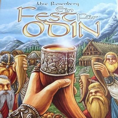 Ein Fest für Odin – Feuerland Spiele – 2016
