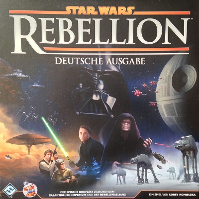 Star Wars: Rebellion – Heidelberger – 2016