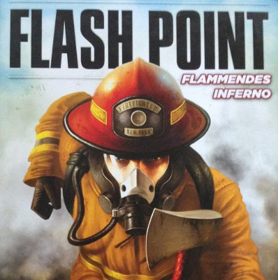 Flash Point: Flammendes Inferno – Heidelberger – 2012