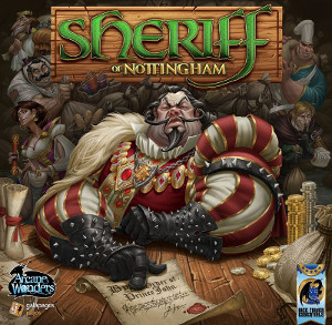 Sheriff of Nottingham – Asmodee – 2016