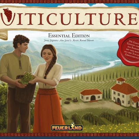 Viticulture Essential Edition – Feuerland Spiele – 2015