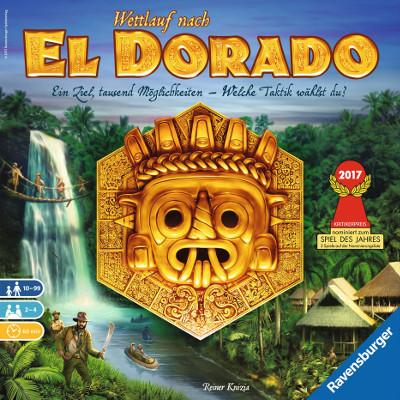 Wettlauf nach El Dorado – Ravensburger – 2017