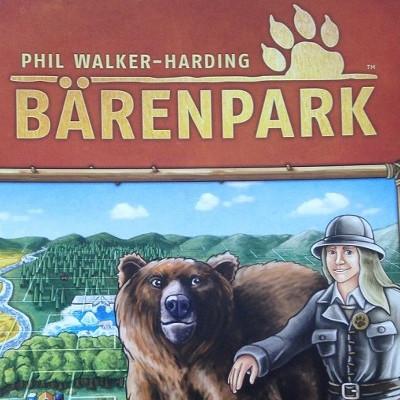 Bärenpark – Lookout Spiele – 2017
