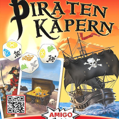 Piraten kapern – 2017 – Amigo