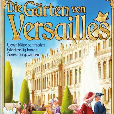 Gärten von Versailles – Schmidt Spiele – 2017
