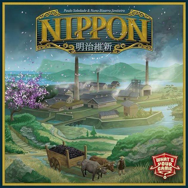 Nippon – Asmodee – 2015