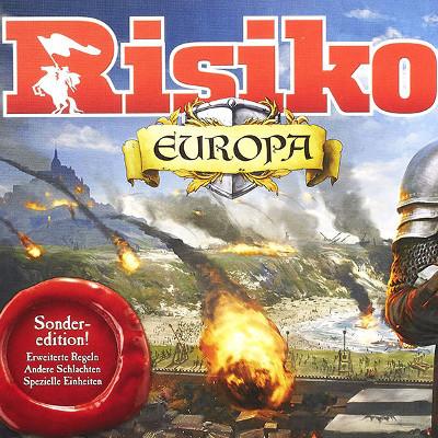 Risiko Europa – Hasbro – 2016