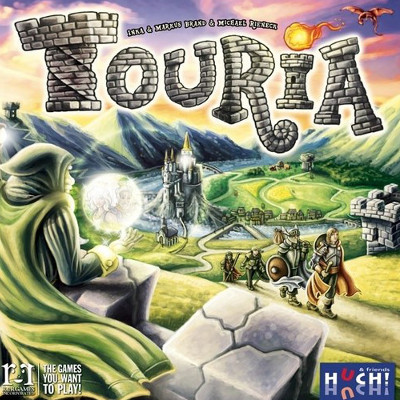 Touria – Huch! & Friends – 2016