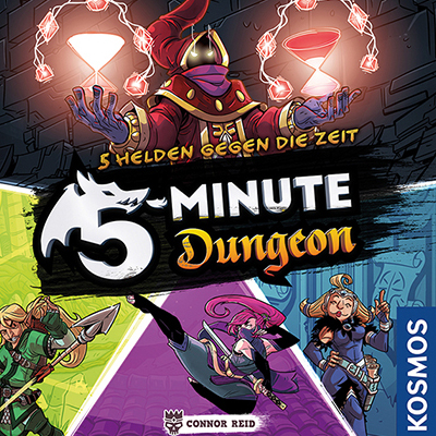5 Minute Dungeon – Kosmos – 2017