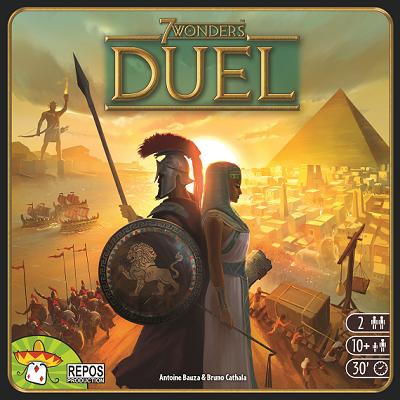 7 Wonders Duel – Repos – 2015