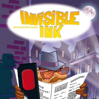Invisible Ink – Huch! & Friends – 2017