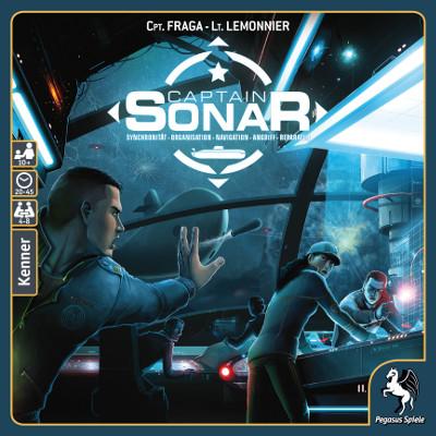 Captain Sonar – Pegasus – 2017