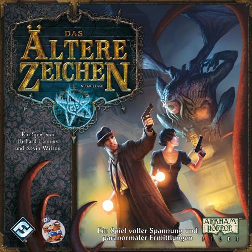 Das ältere Zeichen – Heidelberger Spieleverlag 2012