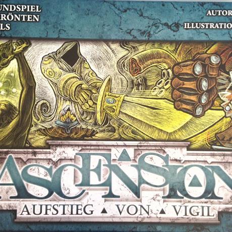 Ascension Aufstieg von Vigil – Asmodee – 2013