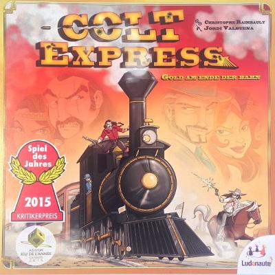 Colt Express – Asmodee – 2014