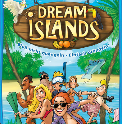 Dream Islands – Schmidt Spiele – 2016