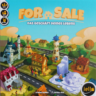 For Sale – Iello – 2017