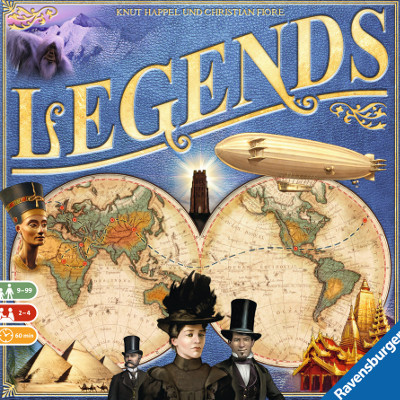Legends – Ravensburger – 2016