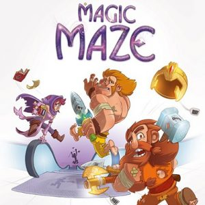 magic maze feature