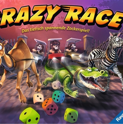 Crazy Race – Ravensburger – 2017