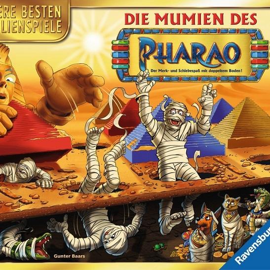 Die Mumien des Pharao – Ravensburger – 2017