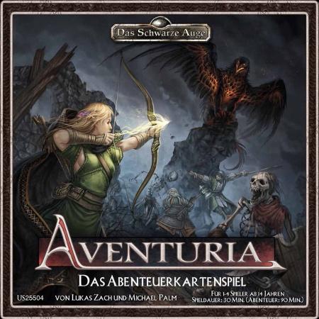Aventuria – Ulisses Spiele 2016