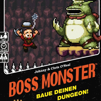 Boss Monster – Pegasus 2016