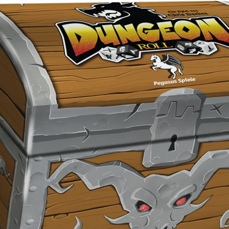 Dungeon Roll – Pegasus – 2013