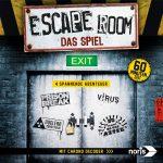 Escape Room – Noris – 2016 – Spoilerfrei