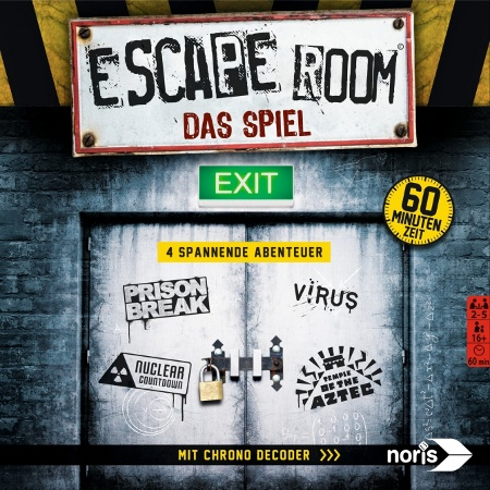 Escape Room – Noris – 2016 – Spoilerfrei