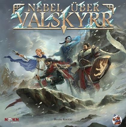 Nebel über Valskyrr – Heidelberger Spieleverlag 2015