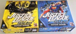 Justice League Hero Dice – Heidelberger – 2015