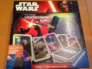 Star Wars das große Lichtschwert-Duell – Ravensburger – 2016