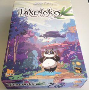 Takenoko – Asmodee, Bombys , Matagot – 2011