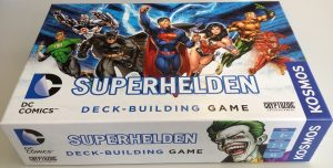 DC Superhelden Deckbuilding-Game – Kosmos 2016