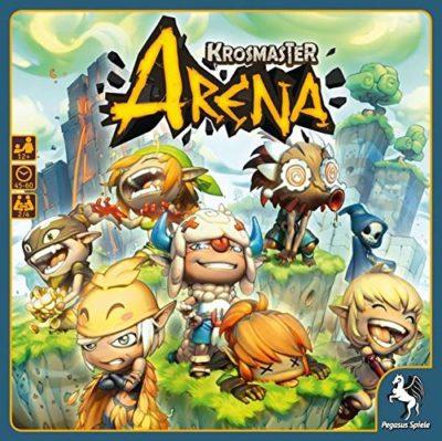 Krosmaster Arena – Pegasus 2014