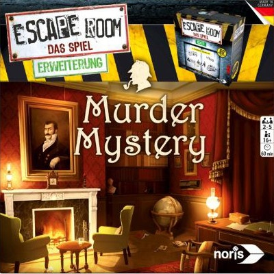 Escape Room – Murder Mystery – Noris – 2017
