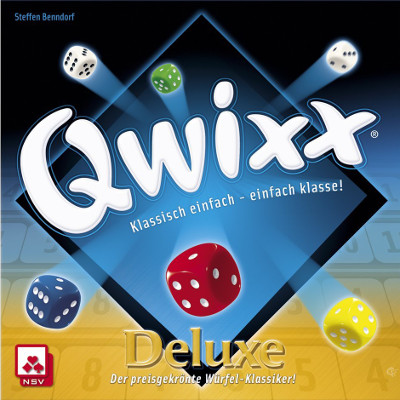 Qwixx Deluxe – NSV – 2013