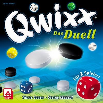 Qwixx: Das Duell – NSV – 2016