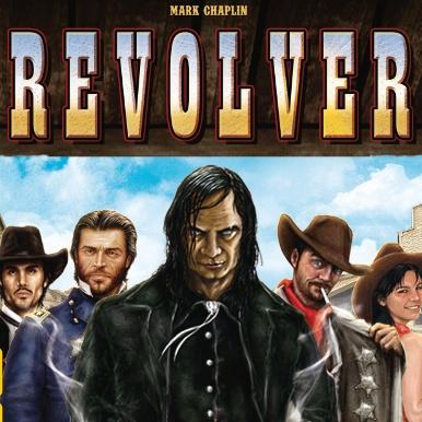 Revolver – Pegasus 2013