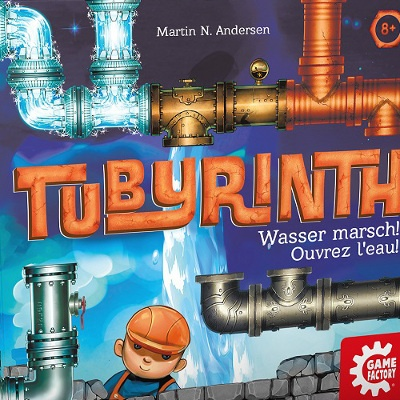 Tubyrinth – Game Factory – 2017
