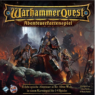 Warhammer Quest: Abenteuerkartenspiel – Heidelberger 2016
