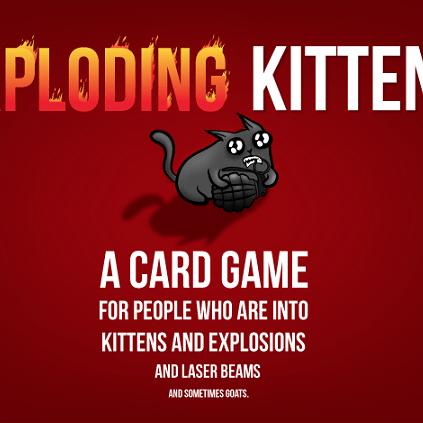 Exploding Kittens – 2015