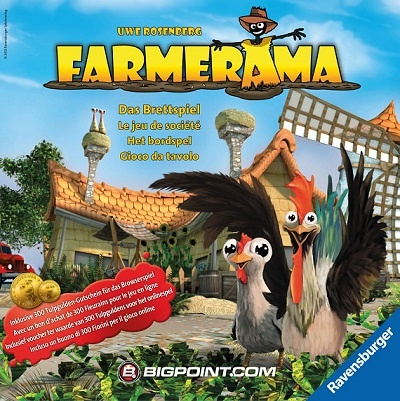 Farmerama – Ravensburger 2012