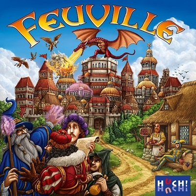 Feuville – Huch – 2017