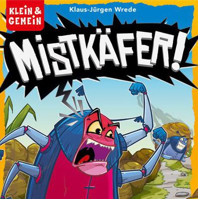Mistkäfer! – Schmidt Spiele – 2017